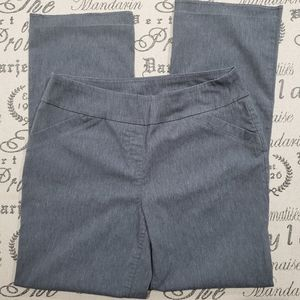 Alia Grey Dress Pants